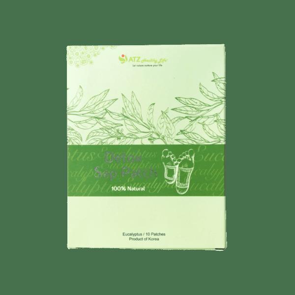 cao dan thai doc eucalytus
