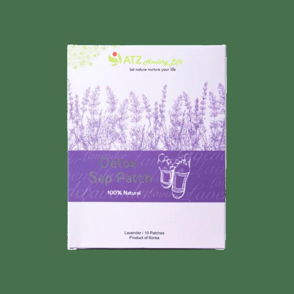 cao dan thai doc lavender