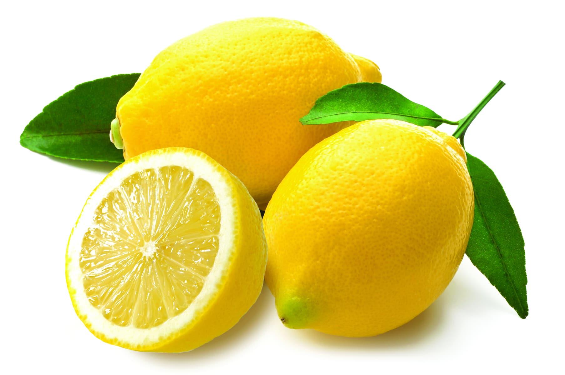 In season August Lemons