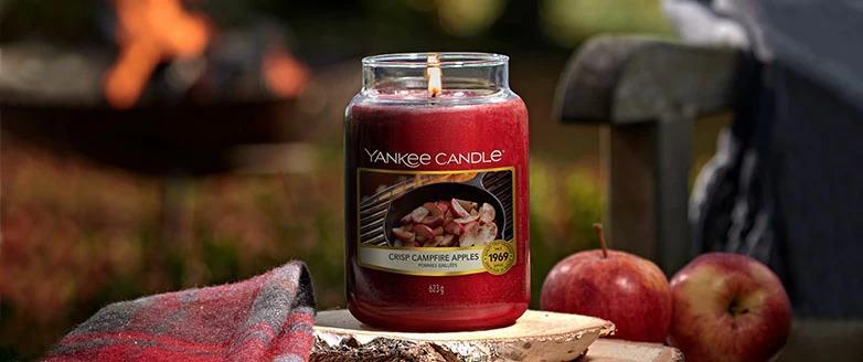 crisp campfire apples yankee candle