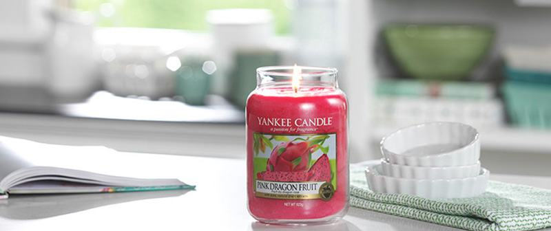 ne hu pink dragon fruit yankee candle