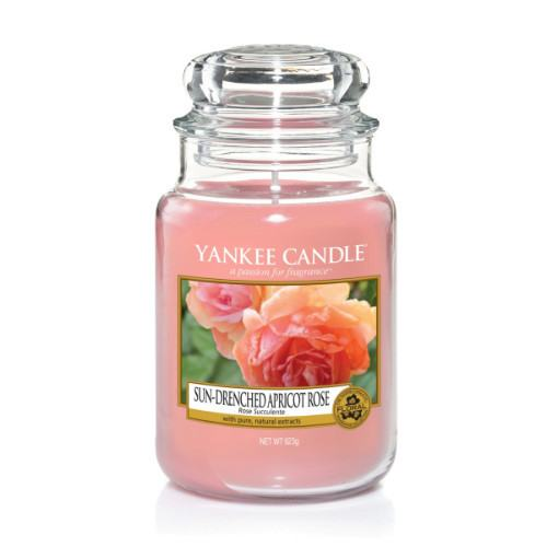 nen thom yankee candle sun drenched apricot rose