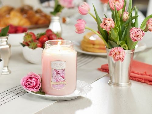 yankee candle blush bouquet