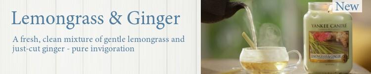 yankee candle lemongrass ginger