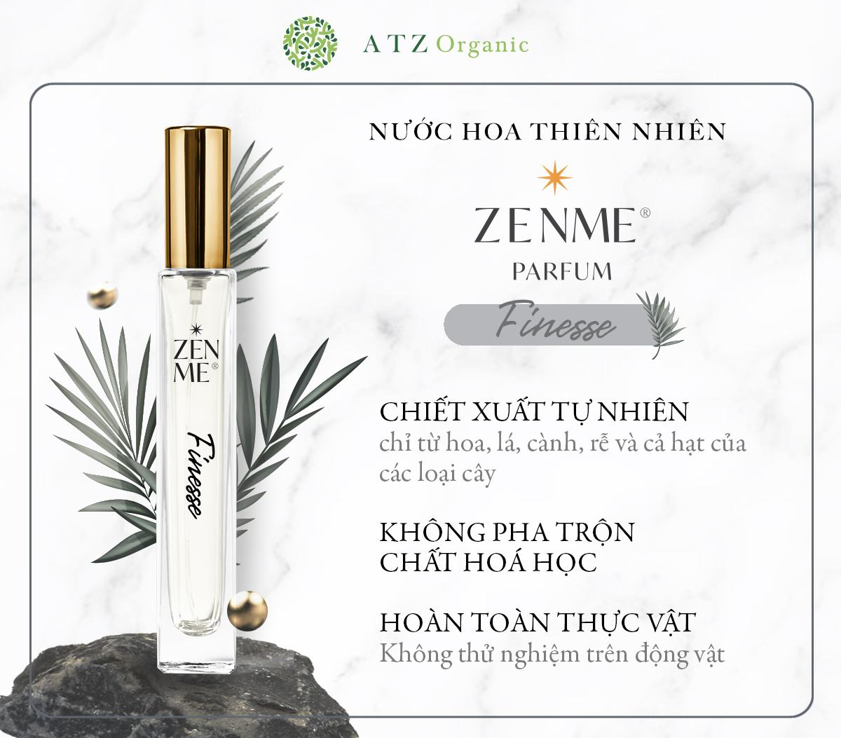 nuoc hoa zenme Finesse 4