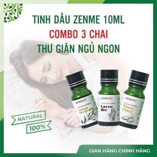 combo tinh dau THU GIAN NGU NGON 2